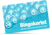 Bingokortet
