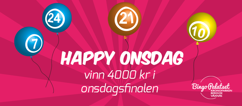Happy onsdag