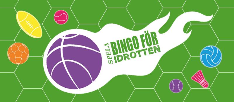 Spela bingo för idrotten