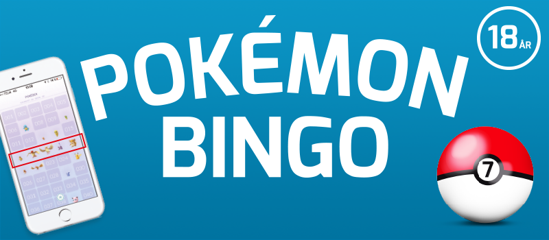 Pokemon hemsida