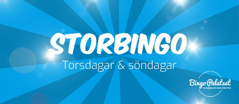 Storbingo